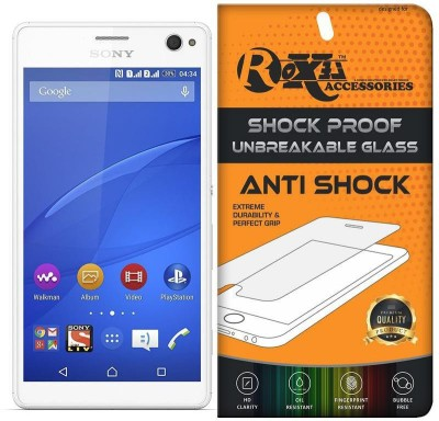 Roxel Impossible Screen Guard for Sony Xperia C5 Ultra Dual(Pack of 1)