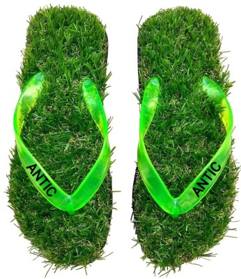 ANTIC GRASS SLIPPER Flip Flops