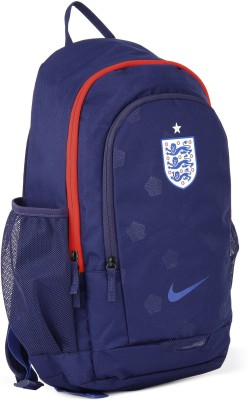 Nike NK STADIUM ENT BKPK 9.45 L Backpack(Blue, Red)