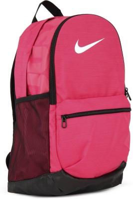 Nike NK BRSLA M BKPK 24 L Backpack(Pink)