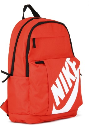 Nike NK ELMNTL BKPK 9.84 L Backpack(Red)