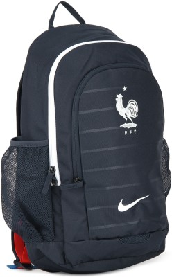 Nike NK STADIUM FFF BKPK 9.45 L Backpack(Black, White)