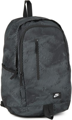 Nike NK ALL ACCESS SOLEDAY BKPK-D 9.84 L Backpack(Black, Grey)