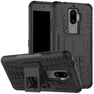 ELICA Back Cover for Lenovo K8 Note Black, Rugged Armor