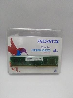 ADATA 2400 DDR4 4 GB (Single Channel) PC (DDR4 2400)