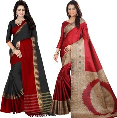 https://rukminim1.flixcart.com/image/400/400/jgmkwi80/sari/c/c/x/free-1eck1maroon-priska-original-imaf4tz5gajkzxxf.jpeg?q=90