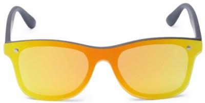 cf0b518800 33% OFF on Fastrack Gradient Wayfarer unisex Sunglasses (PC001BK19 ...