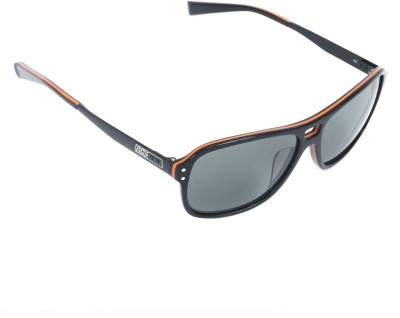 Nike Retro Square Sunglasses(Grey) at flipkart