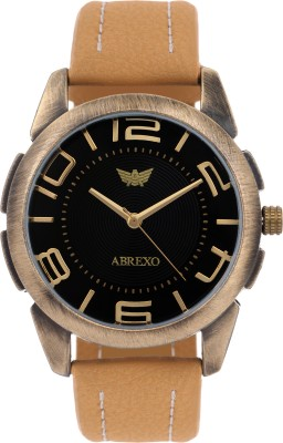 Abrexo ABX-33125-CK Formal Stylish Analog Watch For Boys