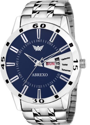 Abrexo ABX - BT6115 Day And Date Analog Watch For Boys