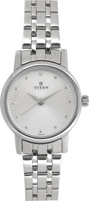 TitanNN2593SM01 Karishma Revive Analog Watch   For Women