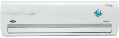 Carrier 1 Ton 3 Star BEE Rating 2018 Inverter AC  - White(12K ESTER PRO INVERTER SPLIT AC (3 STAR)/CAI12ER3N8F0, Copper Condenser)