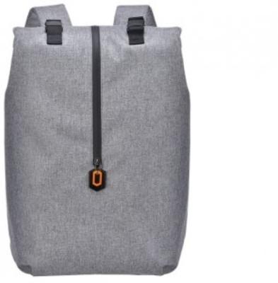 Mi Travel 18 L Laptop Backpack(Grey)