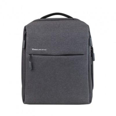 Mi City 16 L Laptop Backpack(Grey)