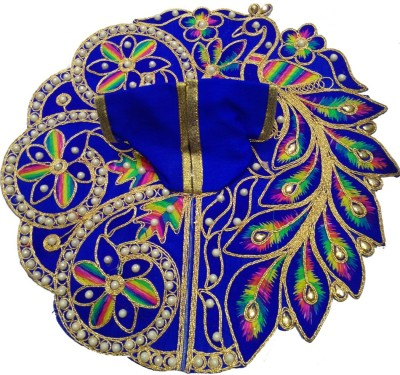 Divya Gallery Laddu Gopal Night suit Dress(Cotton)