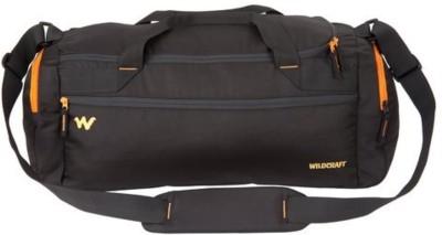 653c17106e5e Buy Wiki by Wildcraft Wend L Black Travel Duffle Travel Duffel Bag(Black)  on Flipkart