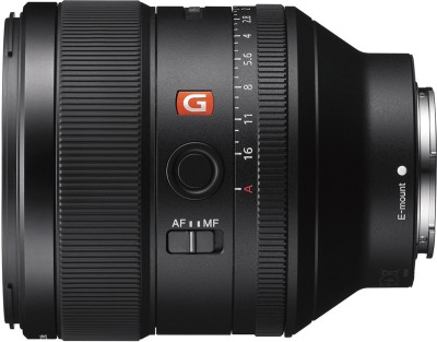 Sony SEL85F14GM  Lens(Black, 85) 1