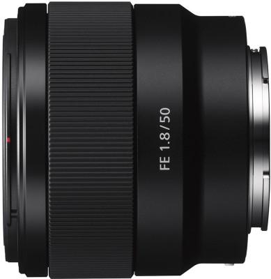 Sony SEL50F18F Lens(Black, 50) 1
