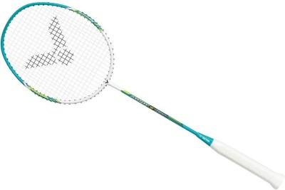 Victor Jet Speed DF009 Speed Series Professional Badminton Racket 2018  (JS-DF009-4U acb0c3e85d404