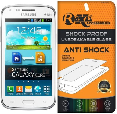 Roxel Screen Guard for Samsung Galaxy Core GT-I8262(Pack of 1)