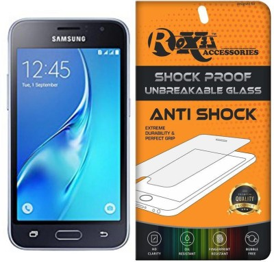 Roxel Screen Guard for Samsung Galaxy J1 (2016)