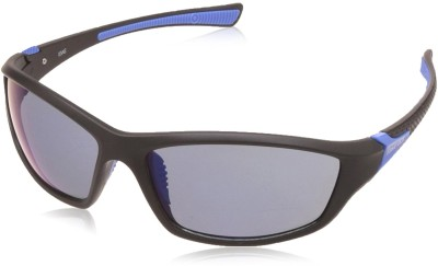 Fastrack Sports Sunglasses(Grey, Blue)  available at flipkart for Rs.1299
