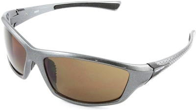 Fastrack Sports Sunglasses(Grey, Blue)  available at flipkart for Rs.1045