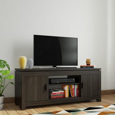 RoyalOak Urban Engineered Wood TV Entertainment Unit(Finish Color - Wengy)