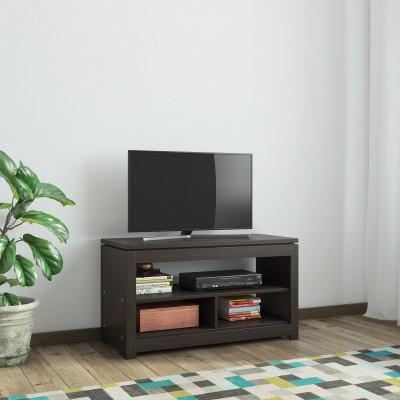RoyalOak Metro Engineered Wood TV Entertainment Unit(Finish Color - Wengy)