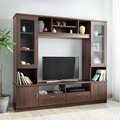 fa99d7099 -63%. HomeTown Missouri Engineered Wood TV Entertainment Unit(Finish Color  ...