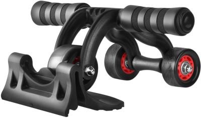 Stvin ab wheel roller Ab Exerciser(Red)