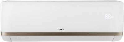 Onida 2 Ton 5 Star Split AC  - White(IR243XNN, Copper Condenser)