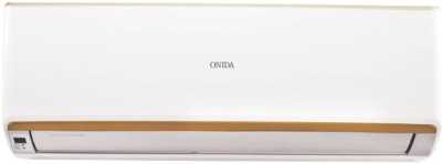 Onida 1.5 Ton 3 Star Split AC  - White(SR183GDR, Copper Condenser)