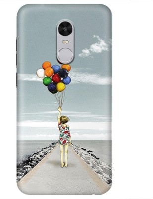 YZ Back Cover for Mi Redmi Note 4 Multicolor, Waterproof