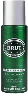unilever Brut Original Deodorant For Men -200ml Body Spray  -  For Men(200 ml)  available at flipkart for Rs.237
