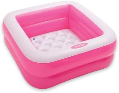 Skyup 3ft Inflatable Pink Swimming Pool Tub Inflatable Pool(Pink)