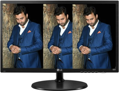 LG 18.5 inch HD LED Backlit Monitor  19M38HB  BB.BTRFMVL