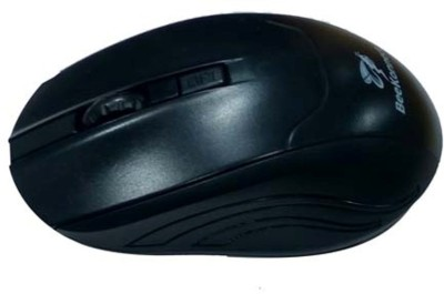 Beekonnect 900W Wireless Optical Gaming Mouse 2.4GHz Wireless, Black