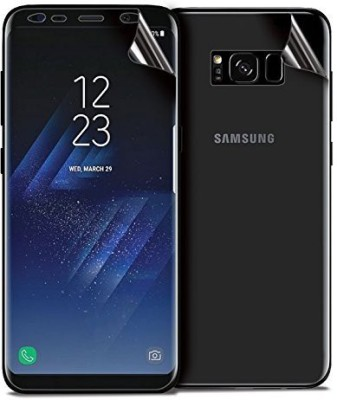 fleejost Front and Back Tempered Glass for Samsung Galaxy S8 Plus