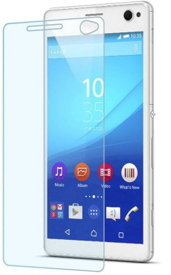 Ultra Clear Tempered Glass Guard for Sony Xperia E4(Pack of 1)