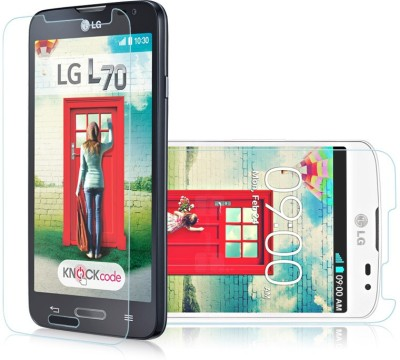 Magic Tempered Glass Guard for LG Optimus L5 Duel E615