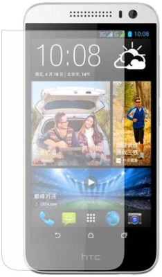 Ultra Clear Tempered Glass Guard for HTC Desire 616 Dual Sim(Pack of 1)