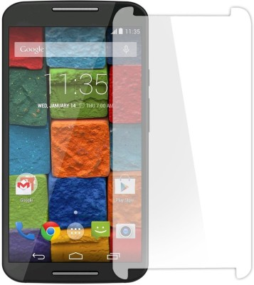 Go Ecommerce Tempered Glass Guard for Motorola Moto X (2nd Gen)