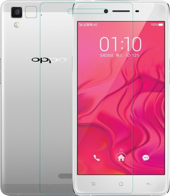 Ultra Clear Tempered Glass Guard for OPPO Neo 5(Pack of 1)