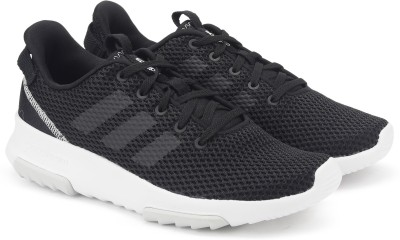 ADIDAS CF RACER TR Running Shoes For Women(Black)