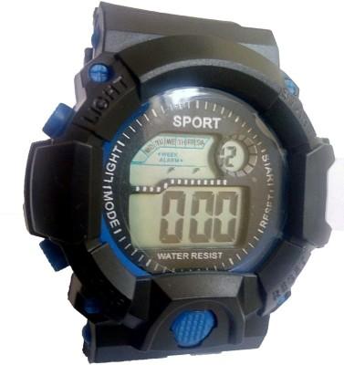 iSmart 25 Notifier Smartwatch Black Strap, All iSmart Smart Watches