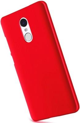 Sosh Back Cover for Mi Redmi Note 4 Red