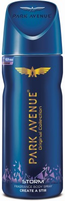 Park Avenue Storm Deodorant Spray  -  For Men(150 ml)