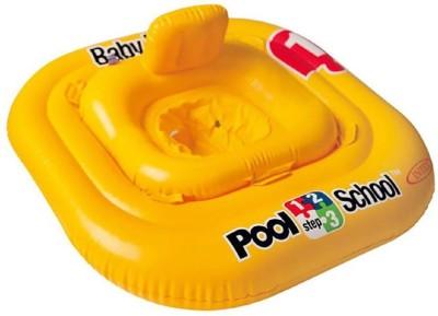 Intex STEP 1 2 3 SCHOOL Inflatable Pool(White)