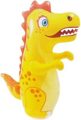 starsky Inflatable Dinosaur Hit Me Inflatable Bouncer(multi)
